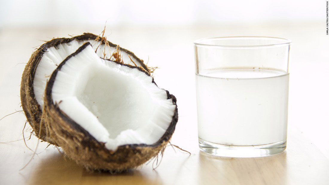 ประโยชน์ของน้ำมะพร้าว