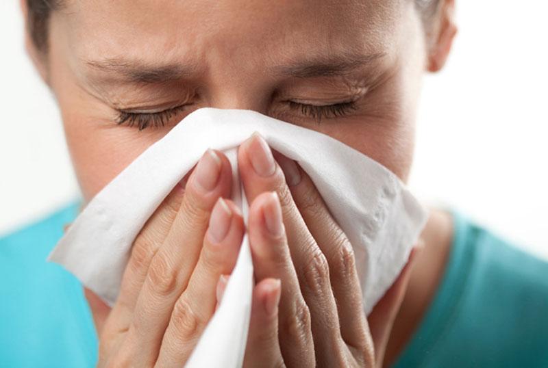 อาการไข้หวัดใหญ่