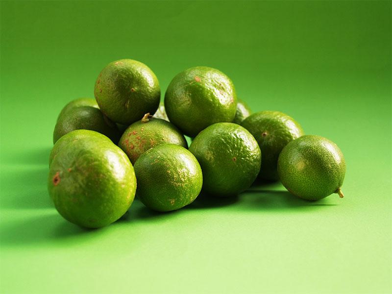 สุขภาพผิวดีด้วยมะนาว