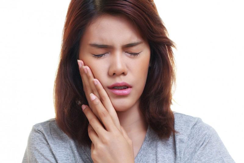 อาการปวดฟัน