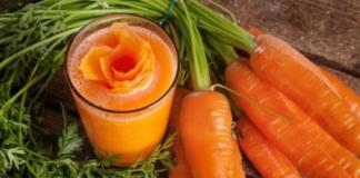 สูตรน้ำแครอท